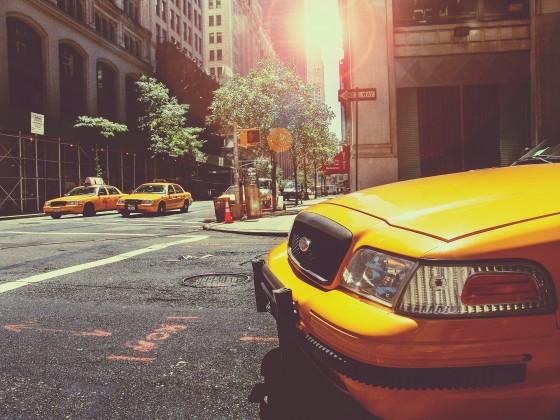 Taxi… Taxi!